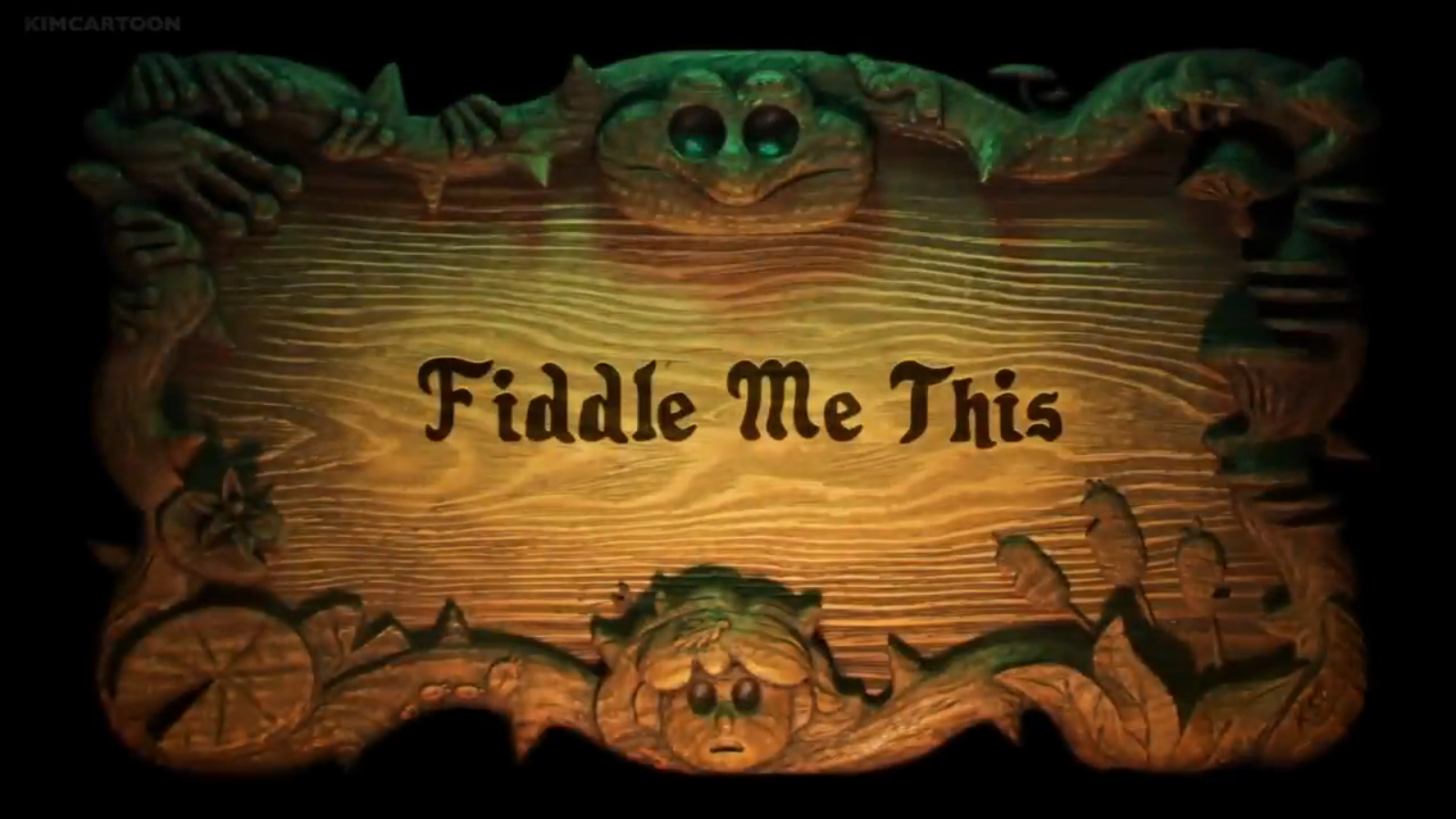 Fiddle Me This