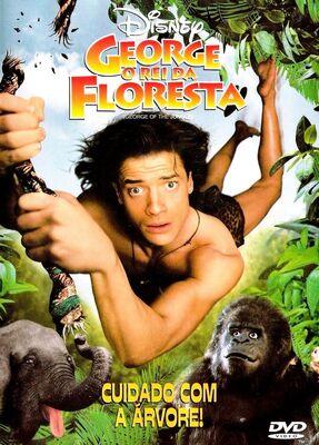 George, o Rei da Floresta pôster.jpg