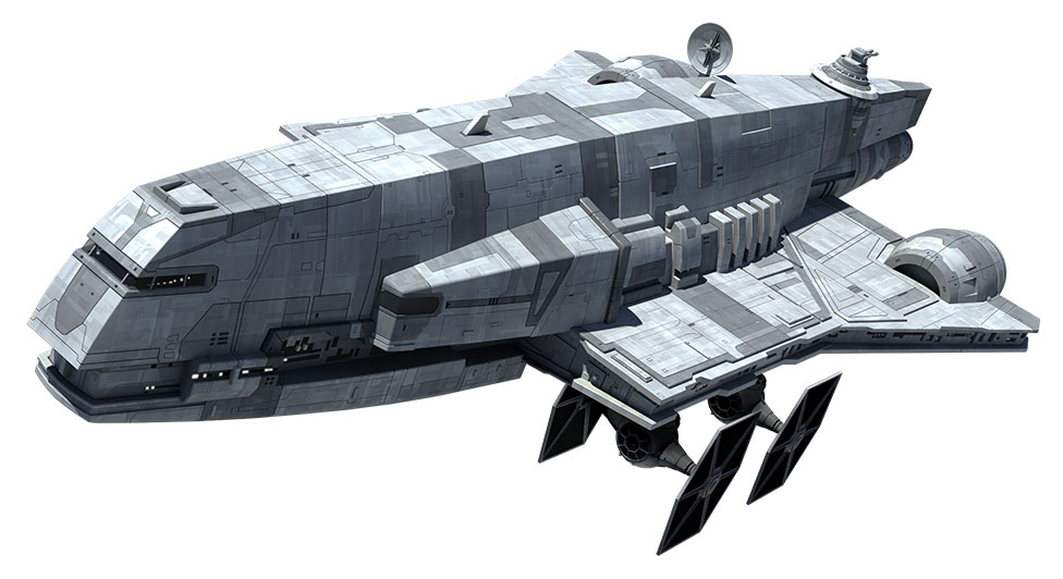 Imperial Freighter