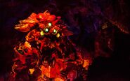 Journey to the Center of the Earth Lava Monster