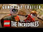 LEGO Disney•Pixar's The Incredibles Gameplay Trailer