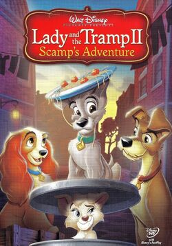 LadyandtheTrampIIScampsAdventure 2006 DVD.jpg