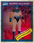 M.O.D.O.K.-Poundcakes Card