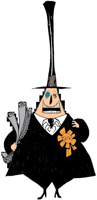 Mayor of Halloween Town/Gallery