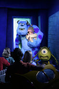 Mike & Sulley to the Rescue! 01
