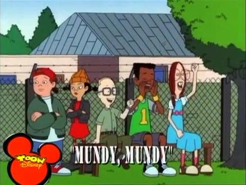 Mundy, Mundy