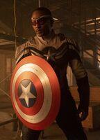 Profile - New Captain America