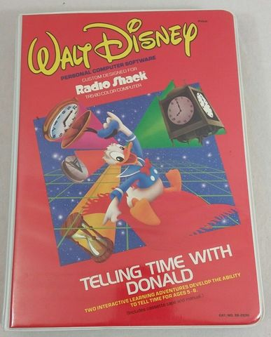 Telling Time With Donald