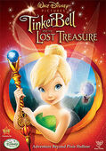 Tinker bell and the lost treasure filmposter
