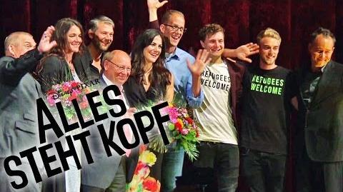 ALLES STEHT KOPF - Deutschlandpremiere in Berlin - Ab 01.10