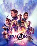 Avengers Endgame IMAX Poster