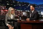 Diane Keaton visits JKL