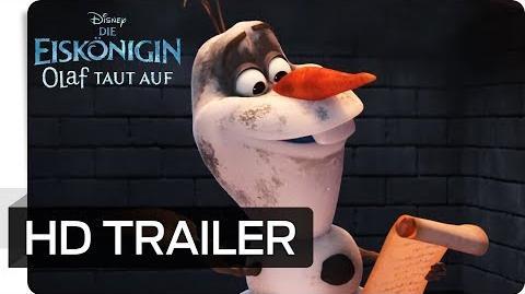 Die Eiskönigin Olaf taut auf - Offizieller Trailer (deutsch german) Disney HD