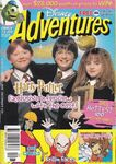 Disney Adventures Magazine Aus cover Dec 2001 Harry Potter
