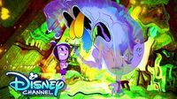 First Day Frights 👻 NYCC Sneak Peek The Ghost and Molly McGee Disney Channel Animation