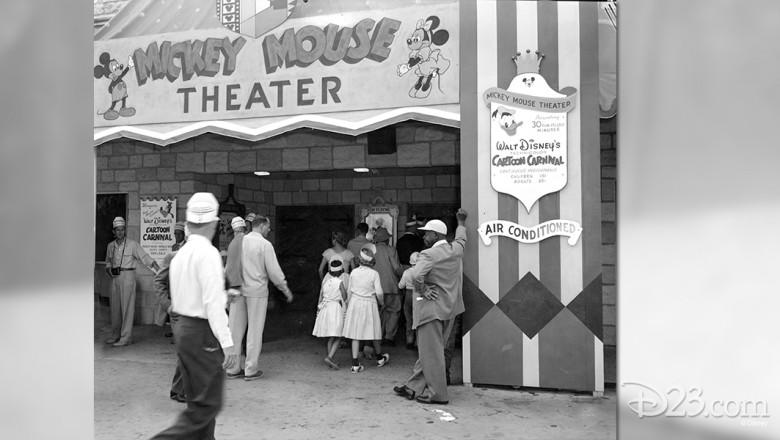 Walt Disney's Cartoon Carnival