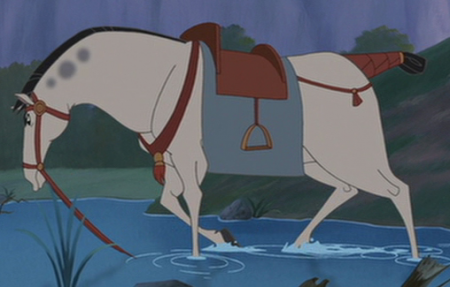 Shang's Horse