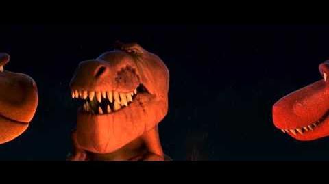 The Good Dinosaur - Butch's Scar clip