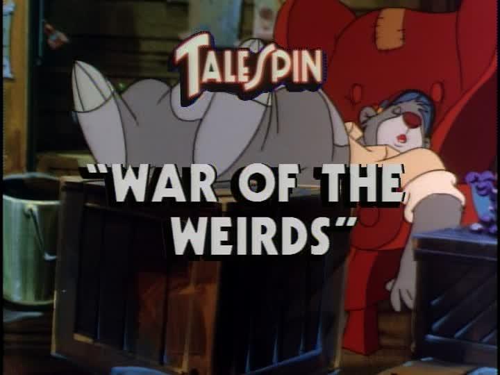War of the Weirds