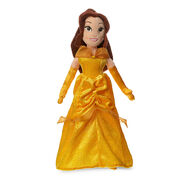 Belle Plush Doll - Beauty and the Beast
