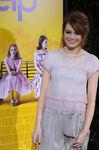 Emma Stone The Help premiere