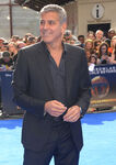 George Clooney Tomorrowland premiere