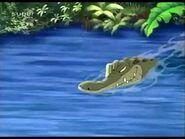 Jungle Cubs croc