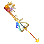 Kairi's Keyblade - Destiny's Embrace KHII.png