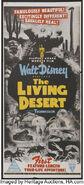 Living desert australian poster