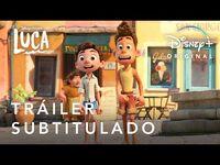 Luca-Tráiler Oficial - Subtitulado - -PixarLuca