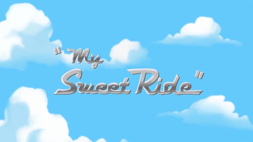 My Sweet Ride