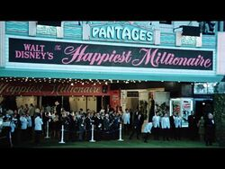 The Happiest Millionaire Comes To Hollywood (1967) Promo Reel-2
