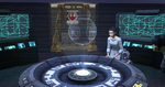 The Sims 4 Star Wars Journey to Batuu - Rey and Kylo's daughter at the Resistance base
