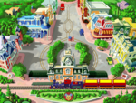 The Walt Disney World Explorer - Main Street U.S.A.