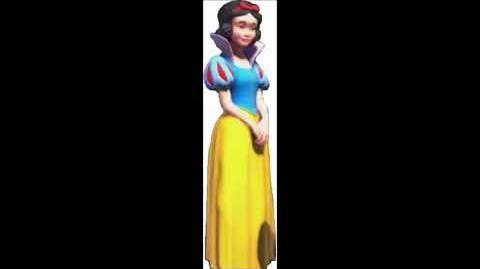 Disneyland Adventures - Snow White Voice Sound