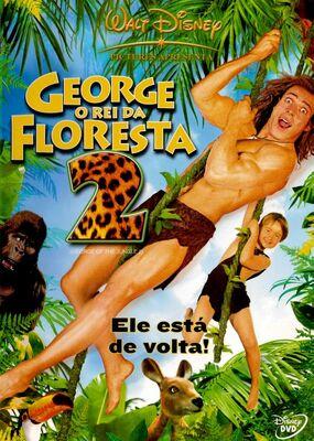 George, o Rei da Floresta 2 pôster.jpg