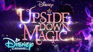 It's Coming! Upside-Down Magic Disney Channel