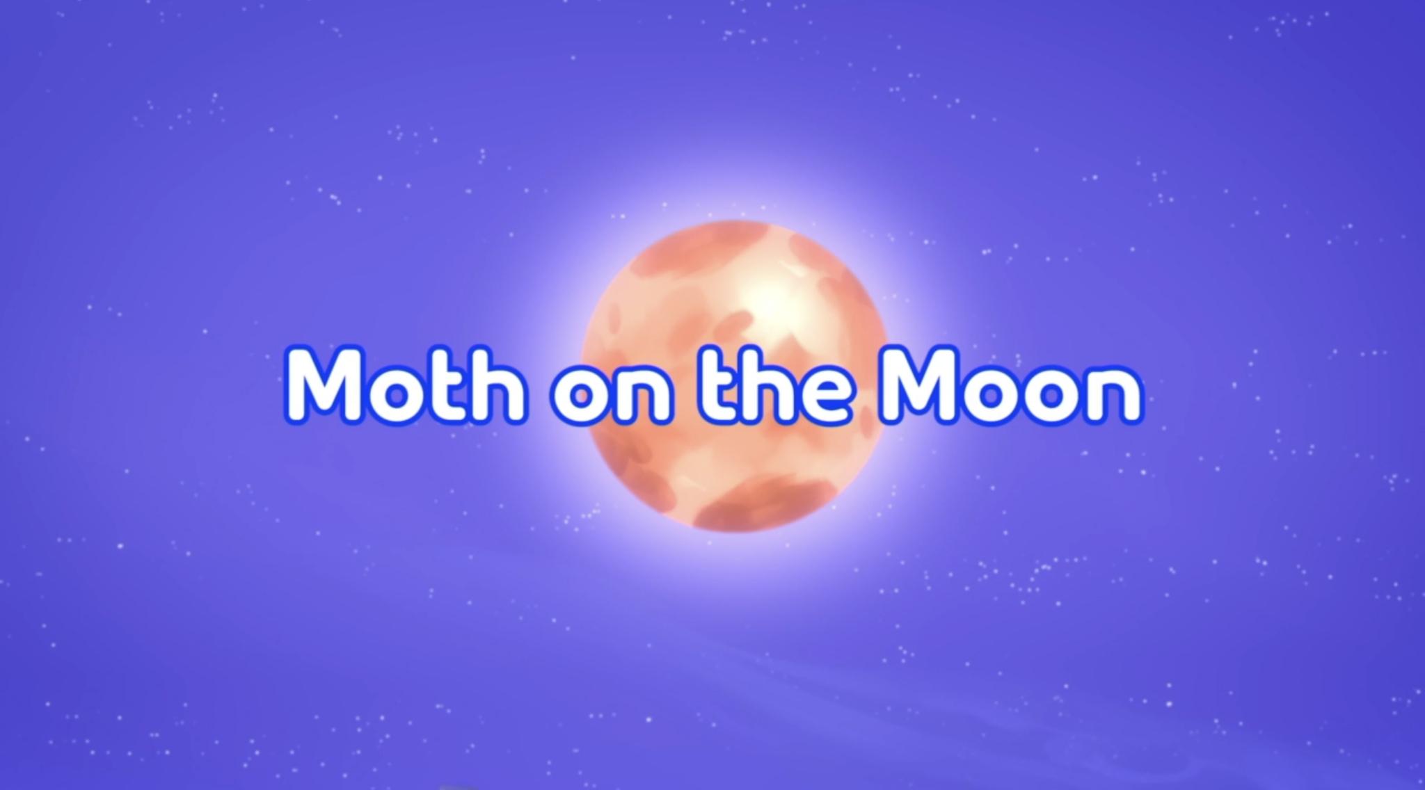 Moth on the Moon