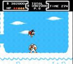 Snow Monster NES