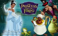 The Princess and the Frog 1280x800