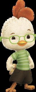Chicken Little as he appears in Kingdom Hearts II