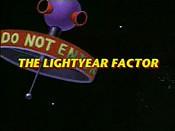 The Lightyear Factor