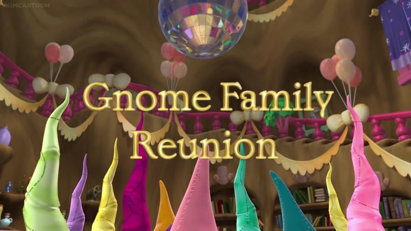 Gnome Family Reunion