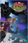 Marvel's Avengers Assemble - Season 5 - Black Panther's Quest