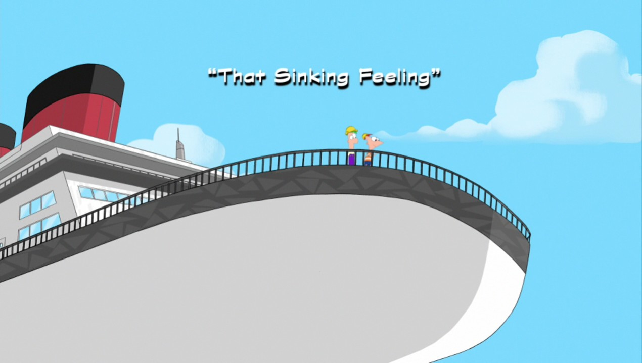 That Sinking Feeling (Phineas and Ferb)