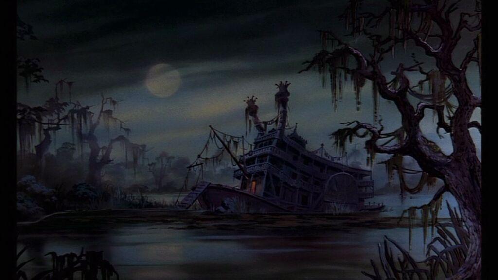 Devil's Bayou