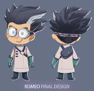 Romeo concept art
