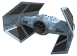 TIE Advanced x1 starfighter 2