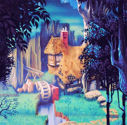 Aurora's Cottage
