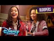Blooper Reel - Upside-Down Magic - Disney Channel-2